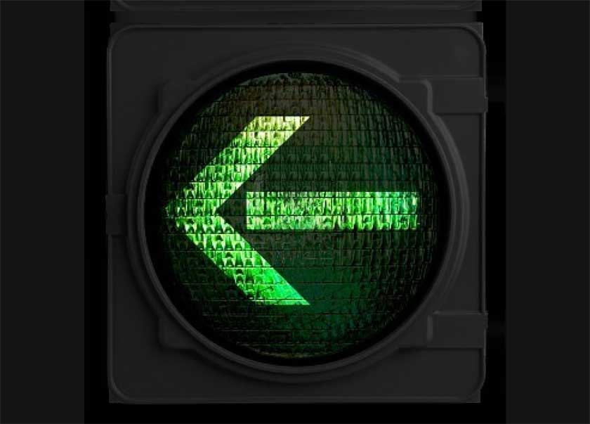 Does A Green Arrow Signal Give You The Right Of Way
