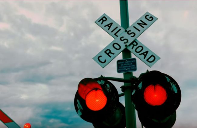 Railroad Crossing - National Highway Traffic Safety Administration (NHTSA) and Federal Railroad Administration (FRA)