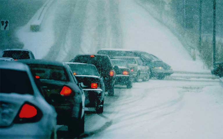 Winter Driving Safety | NHTSA