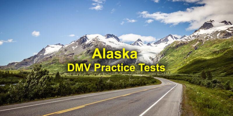Alaska DMV practice tests 20 Questions