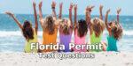 Florida Permit Test Questions