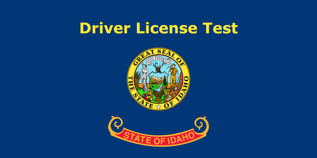Idaho Driver License Test