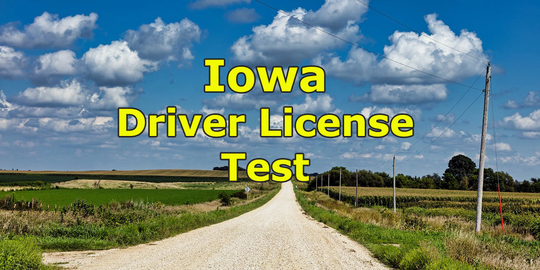 Iowa Driver License Test