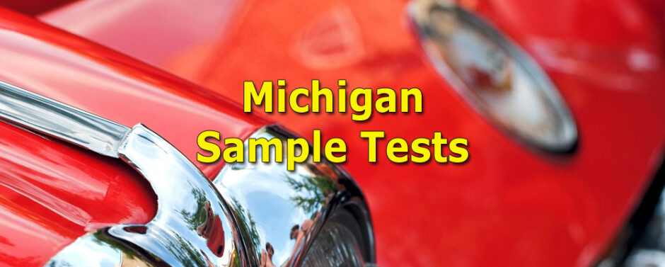 Michigan Sample Tests - Photo by Steve Raubenstine