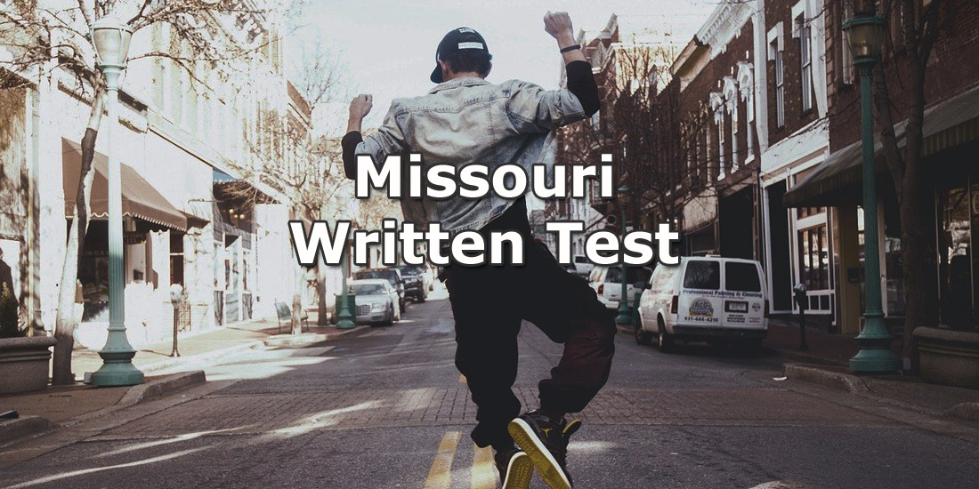 Missouri Written Test - 25 Questions