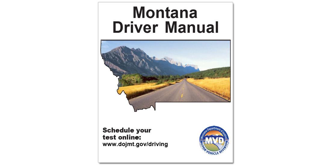 Montana Driver Manual