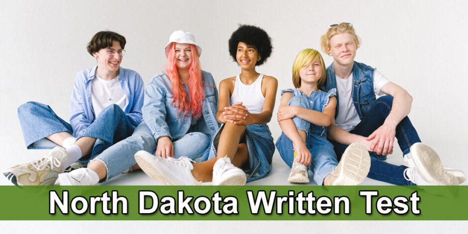 North Dakota Written Test - photo by  Anna Shvets