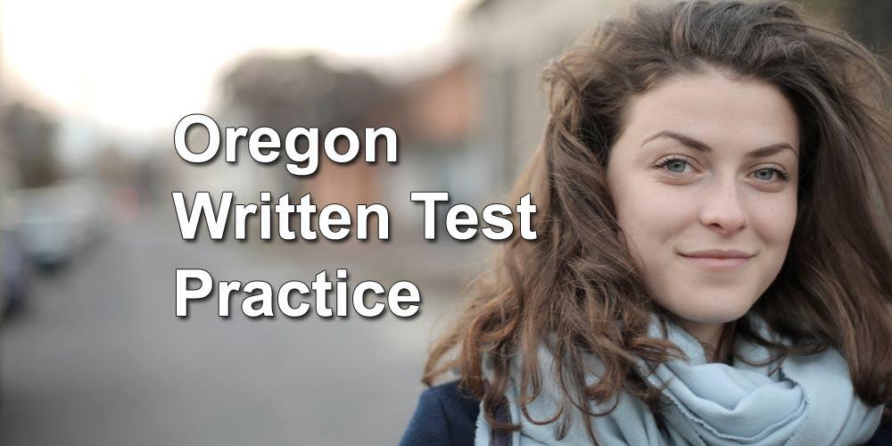 Oregon Written Test Practice - Photo by Andrea Piacquadio