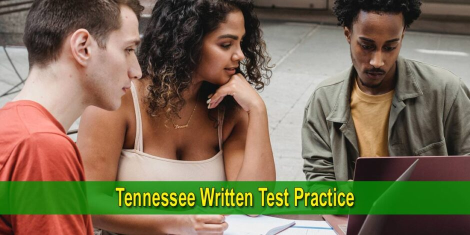 Tennessee Written Test Practice - Photo by William Fortunato from Pexels