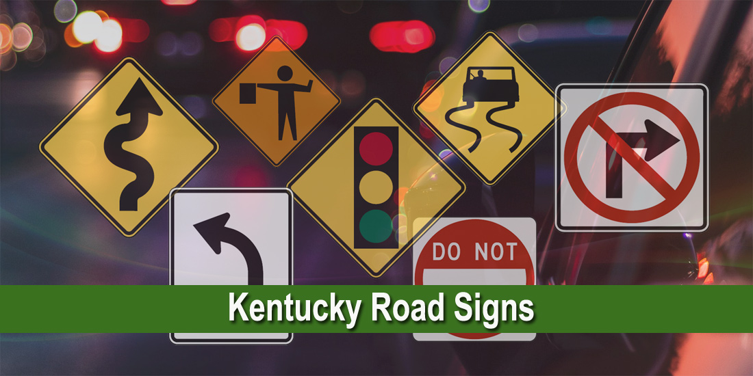 Kentucky Road Signs and What They Mean