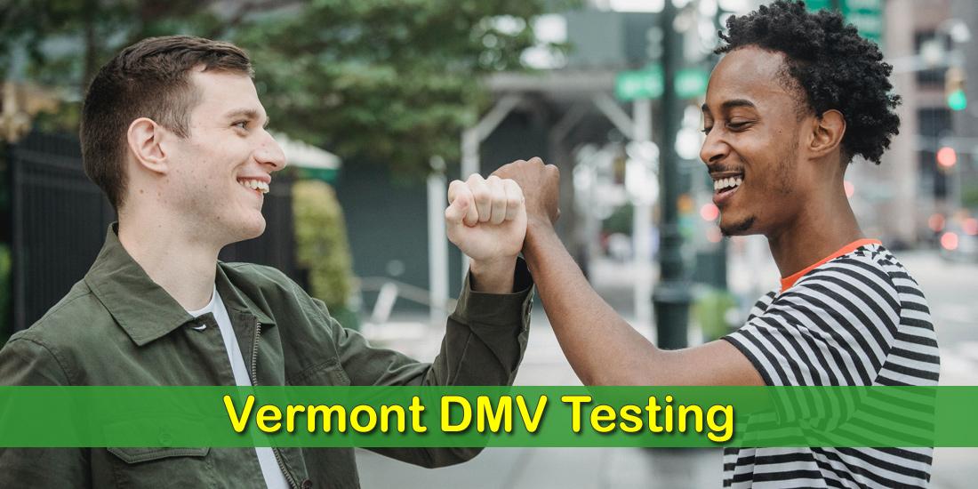 Vermont DMV Testing – Photo by William Fortunato