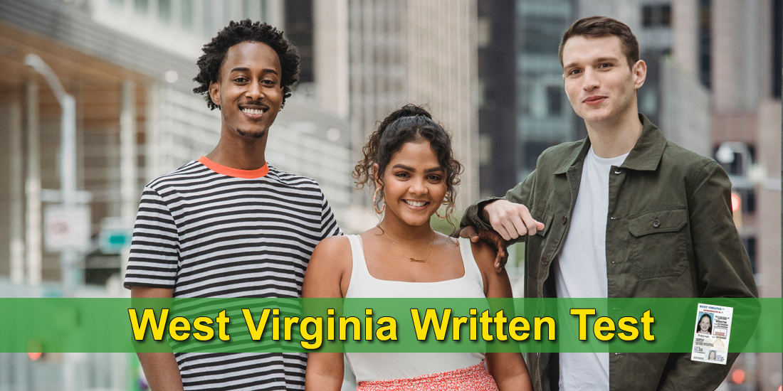 West Virginia Written Test Practice - Photo by William Fortunato