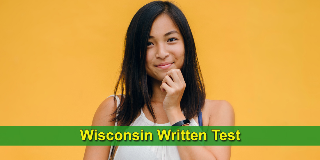 Wisconsin Written Test Practice - Photo by mentatdgt