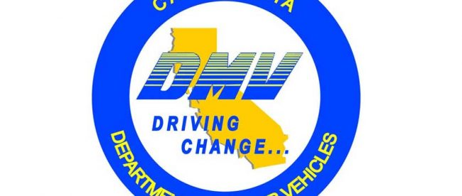 California DMV logo